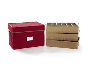 Storage Box - Up To 72 Standard Compartments