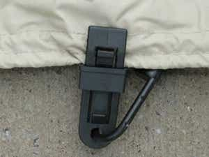 Vehicle Cover Clamps