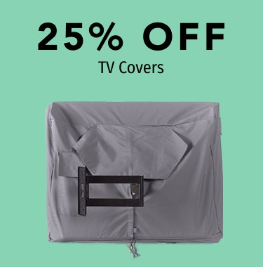 25% Off TV Covers