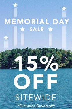 Vehicle Covers 15% Off