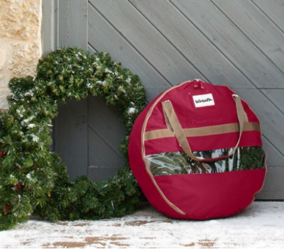How to measure your wreath