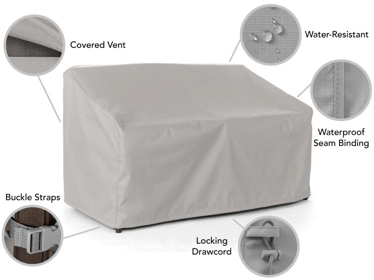 Ultima sofa cover features