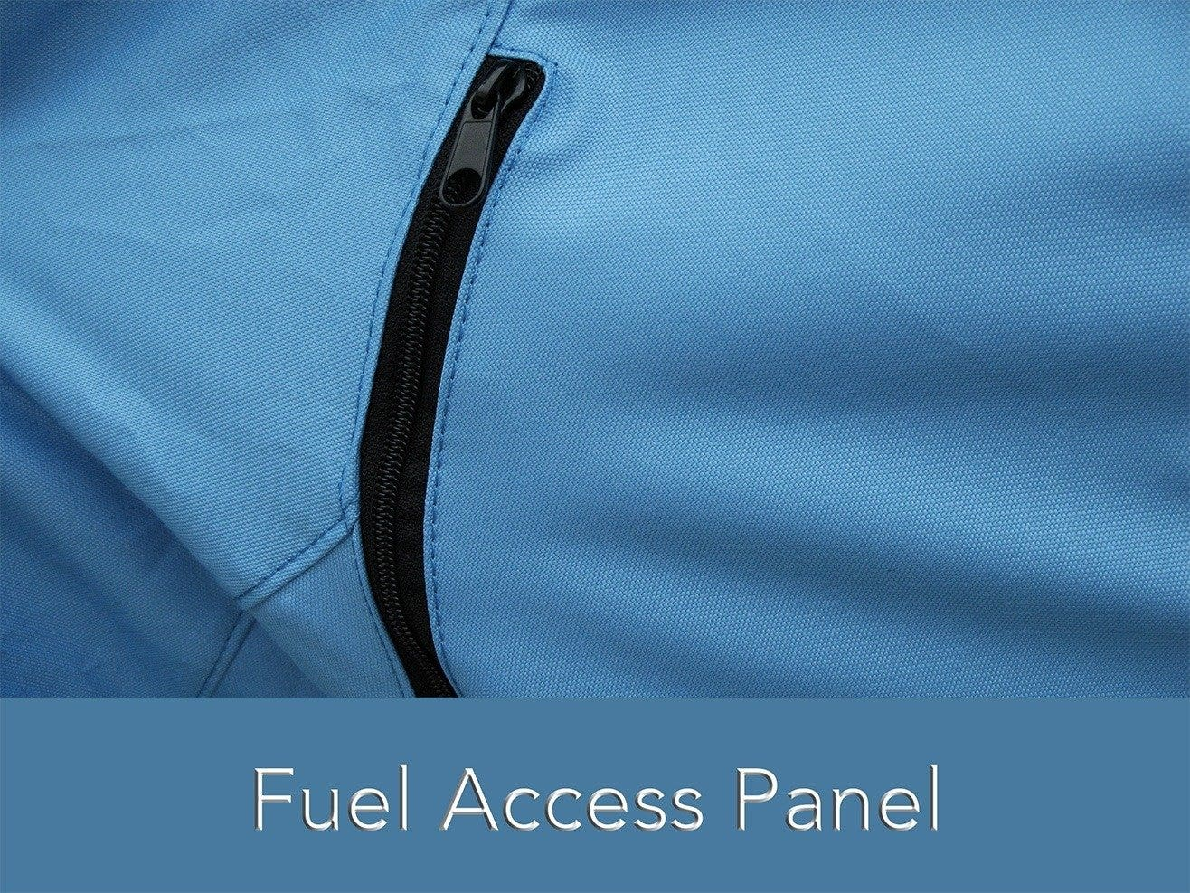 Fuel access panel