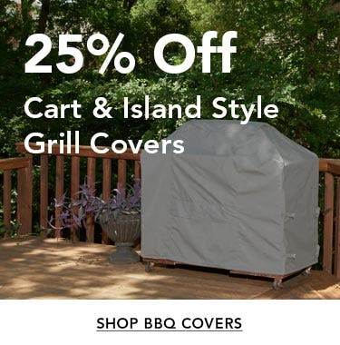 Shop Built-in Grill Covers