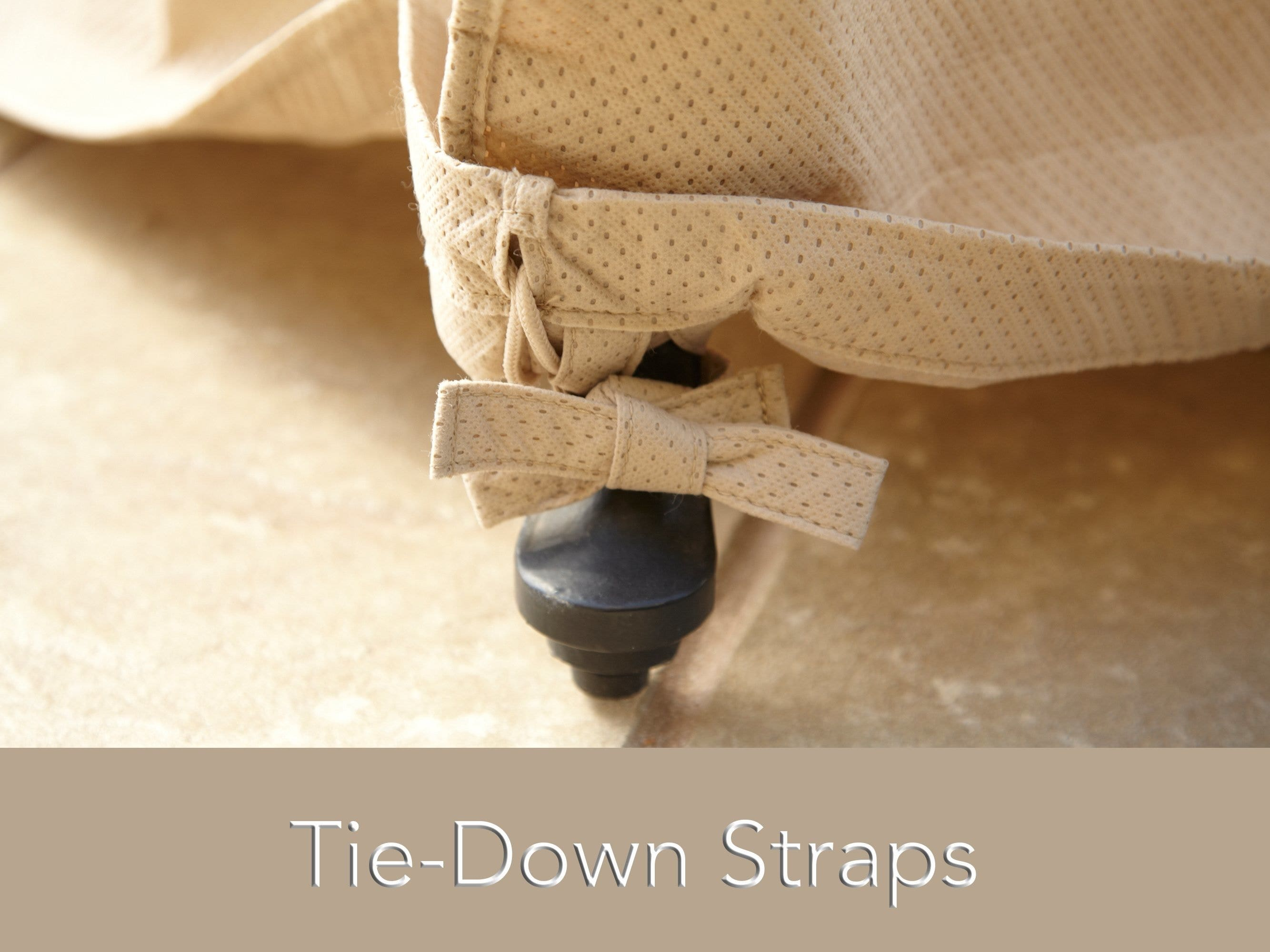 CoverMates Select Tie Down Straps