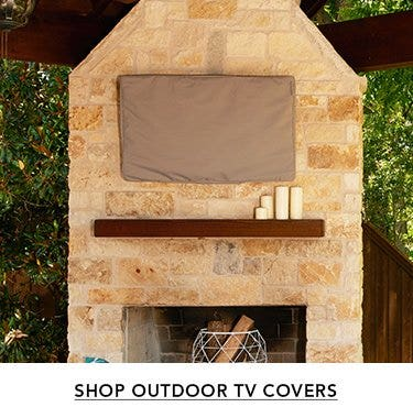 outdoor TV covers, tv cover, outside TV cover
