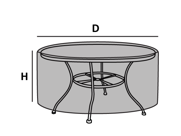 How To Measure for Table Covers amp TableChair Set Covers  : diningtablehtm from www.the-cover-store.com size 605 x 455 png 27kB